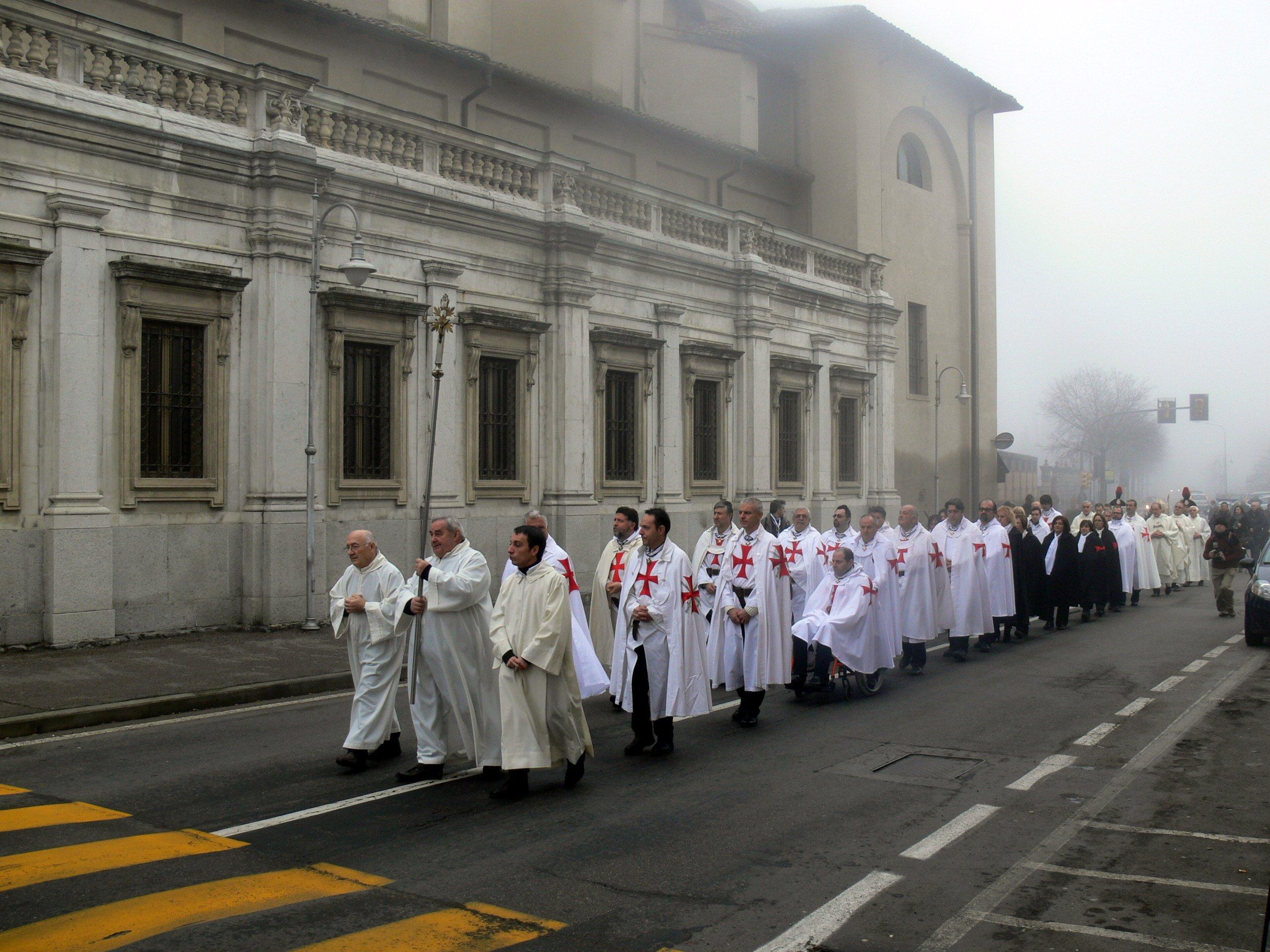 Templari Cattolici d'Italia Fontanellato