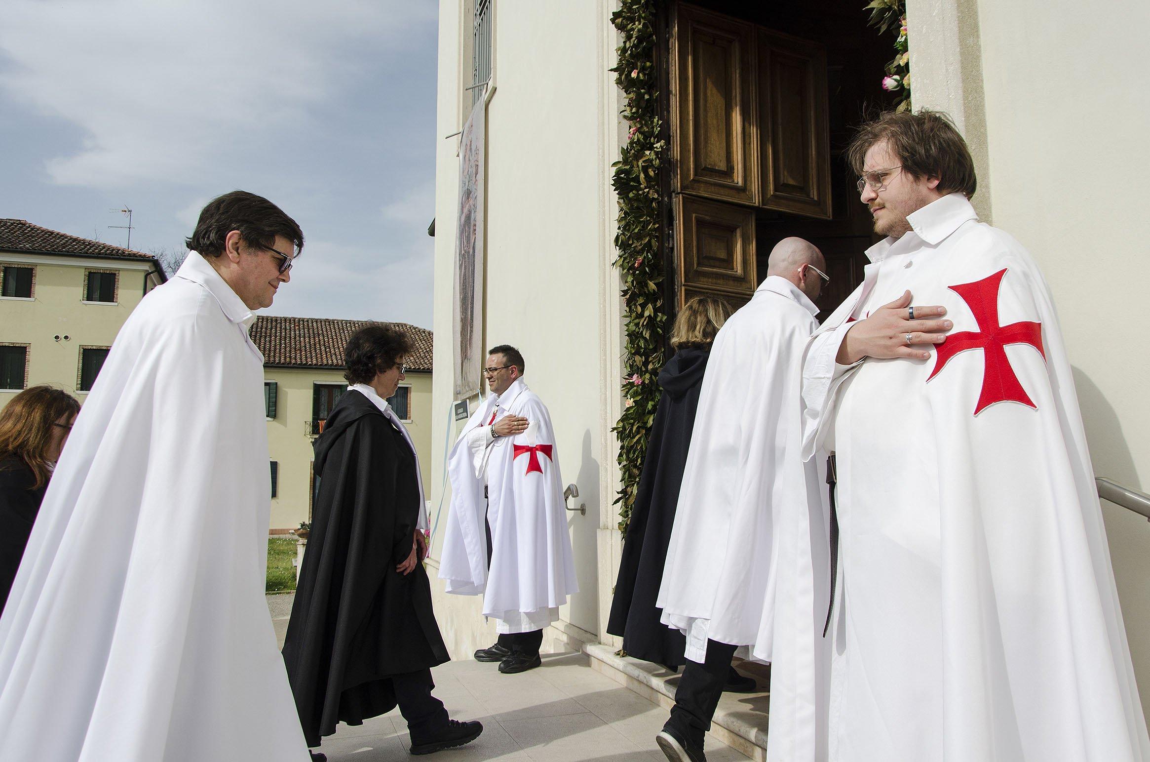 Templari Cattolici Borbiago Venezia