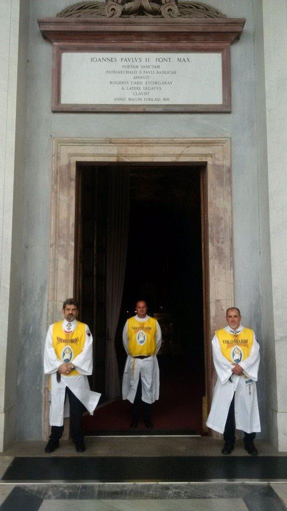 templari san paolo giubileo
