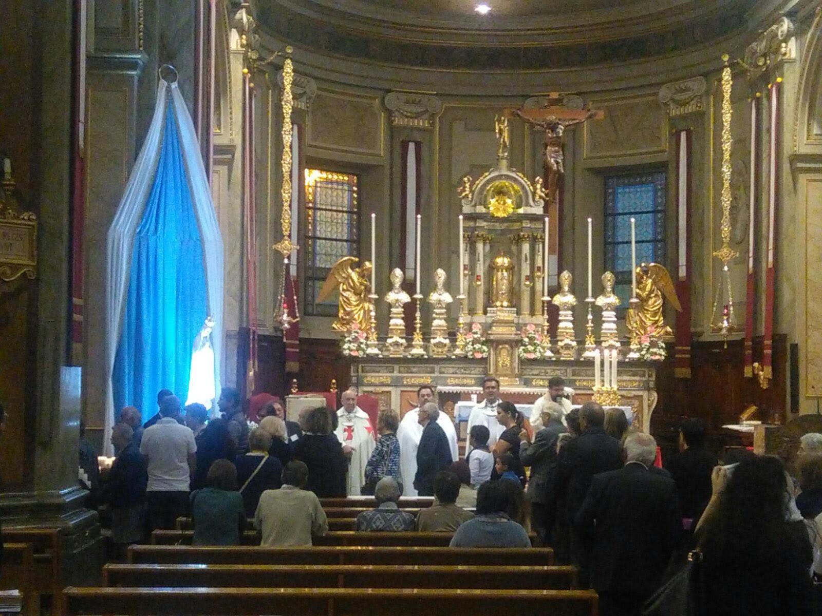 Templari Cattolici Madonna di Fatima