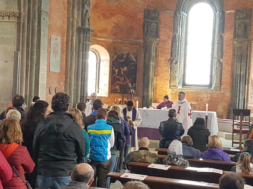 Sacra di San Michele, Torino.